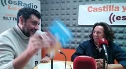 Javier Saura en Manos Arriba FM - La Mudanza en los medios