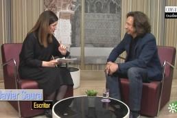 Javier Saura presenta La Mudanza en Canal Sur